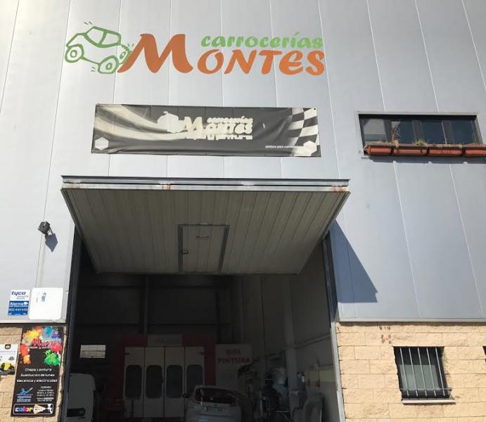 Carrocerías Montes