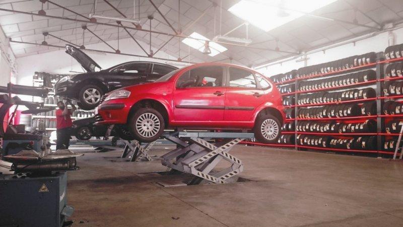 Ahorro Neumáticos