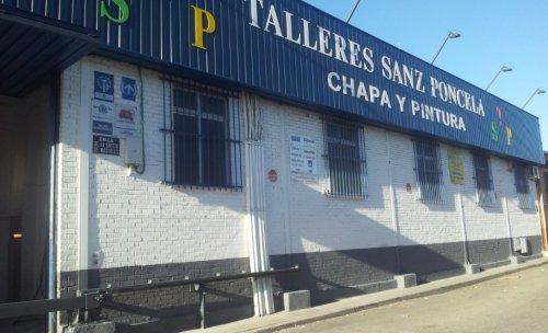 TALLERES SANZ PONCELA S.L.