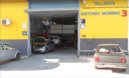 Exterior de nuestras instalaciones
