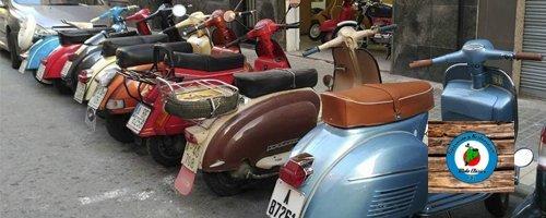 Moto Restauración SG
