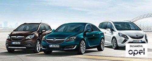 Opel Dilsamóvil