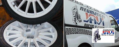 Neumáticos Javi