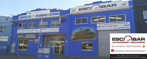 Recambios Escobar